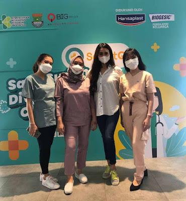 Klinik Gigi ODAC bersama QBIG BSD Gelar Konsultasi Gigi dan Vaksinasi Gratis untuk 1000 Anak