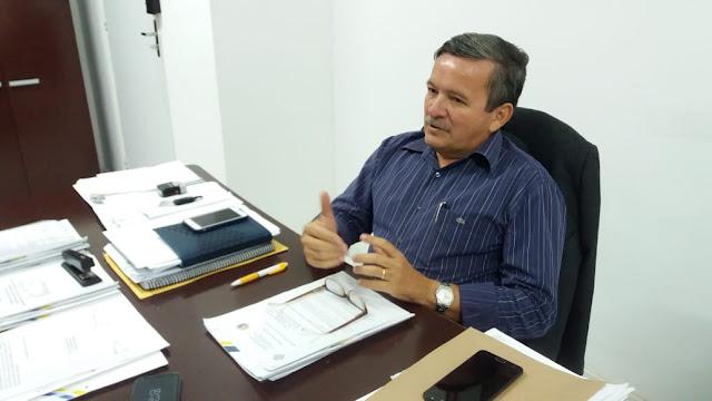 Resultado de imagem para O secretário de segurança de Parnamirim, Marcondes Pinheiro