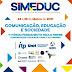 'Comunicação, Educação e Sociedade' é tema de simpósio internacional