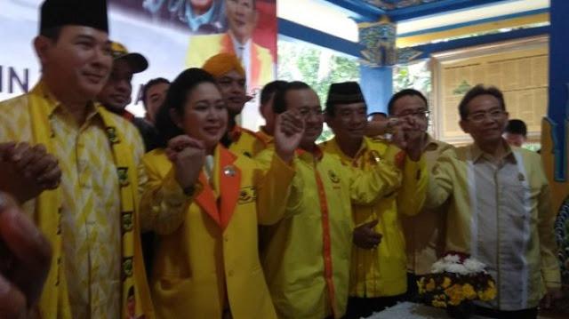 Tak Hanya Titiek Soeharto, Sejumlah Tokoh Lain Disebut Juga Bakal Merapat ke Partai Berkarya