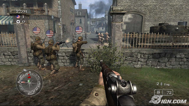 Download Game: download call of duty 2 compressed