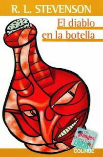 Portada del libro el diablo de la botella descargar pdf