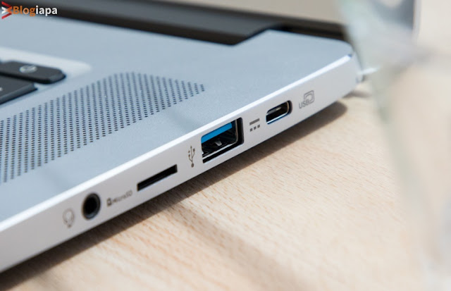chromebooks come with all kinds of ports