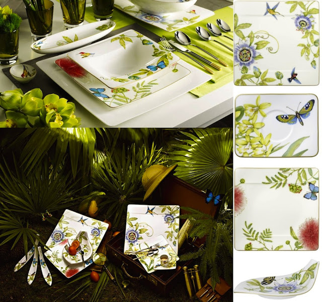 Amazonia collection by Villeroy & Boch