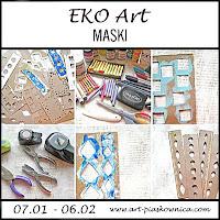 http://art-piaskownica.blogspot.com/2017/01/eko-art-maski.html