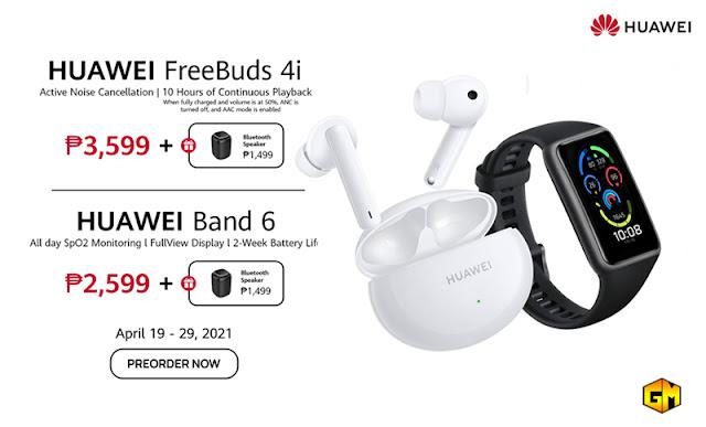 Huawei Band 2022 Gizmo Manila