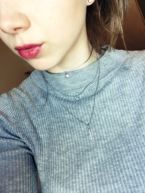 Soap & Glory Sexy Mother Pucker Lip Gloss in Plumble