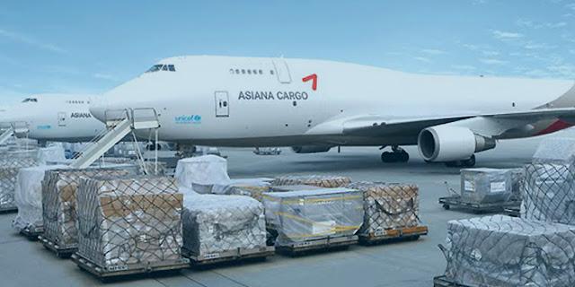 Dịch vụ chuyển phát nhanh việt nam hàn quốc