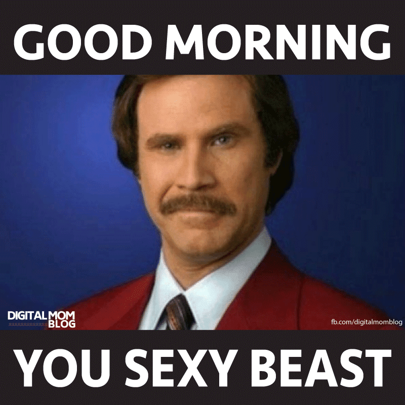 good morning you beast meme