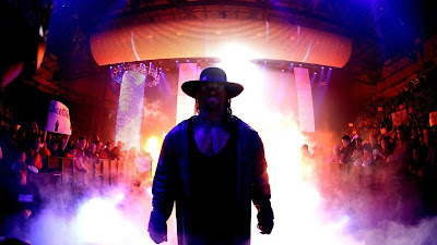 Royal Rumble Latest The Undertaker entry hd wallpapers Images