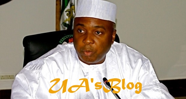 EFCC accuses Saraki of diverting N12bn from Kwara treasury