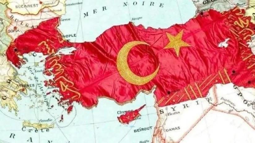 Ο Ερντογάν παίζει πάλι με ψεύτικους χάρτες…