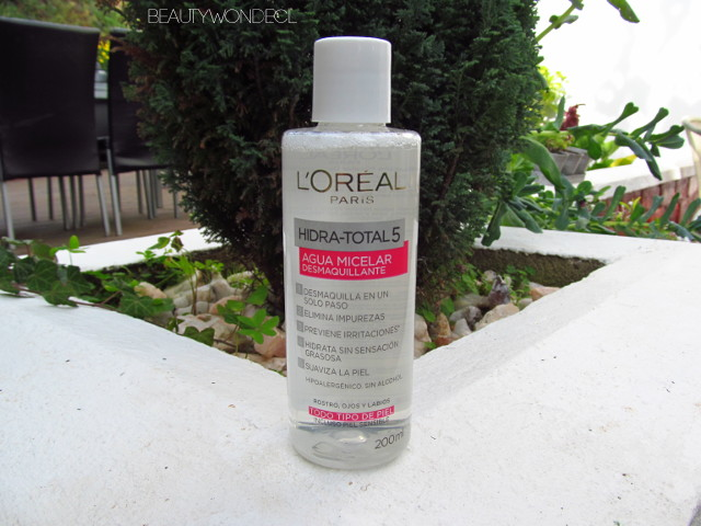 agua micelar loreal review