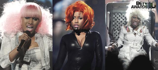 "Pedido atendido: Nicki Minaj - Live ""My Chick Bad"", ""All I Do Is Win"" & ""Hello Good Morning (Remix)"" on BET Awards 2010"