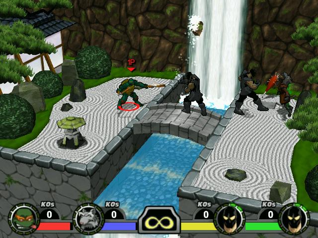 تحميل لعبة tmnt 3 mutant nightmare من ميديا فاير