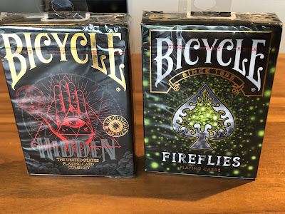 Bicycle Cards from Walgreens