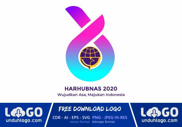 Logo Harhubnas 2020
