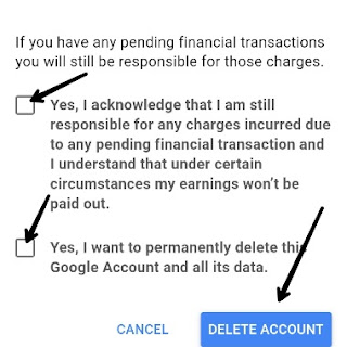 google account kaise remove kare