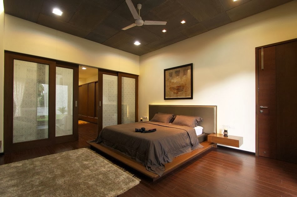 master bedroom designs in brown colors (15 design)