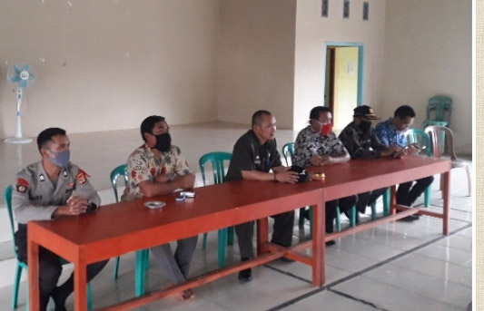 Kadis PMD Mesuji Wajibkan  Perangkat Desa Memahami Administrasi