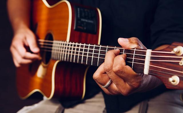 Gambar Chord Gitar Dasar