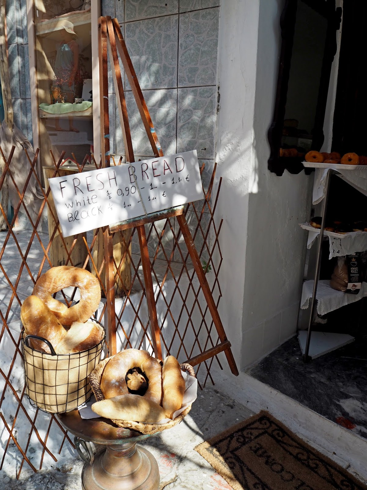 Bakery in Parga