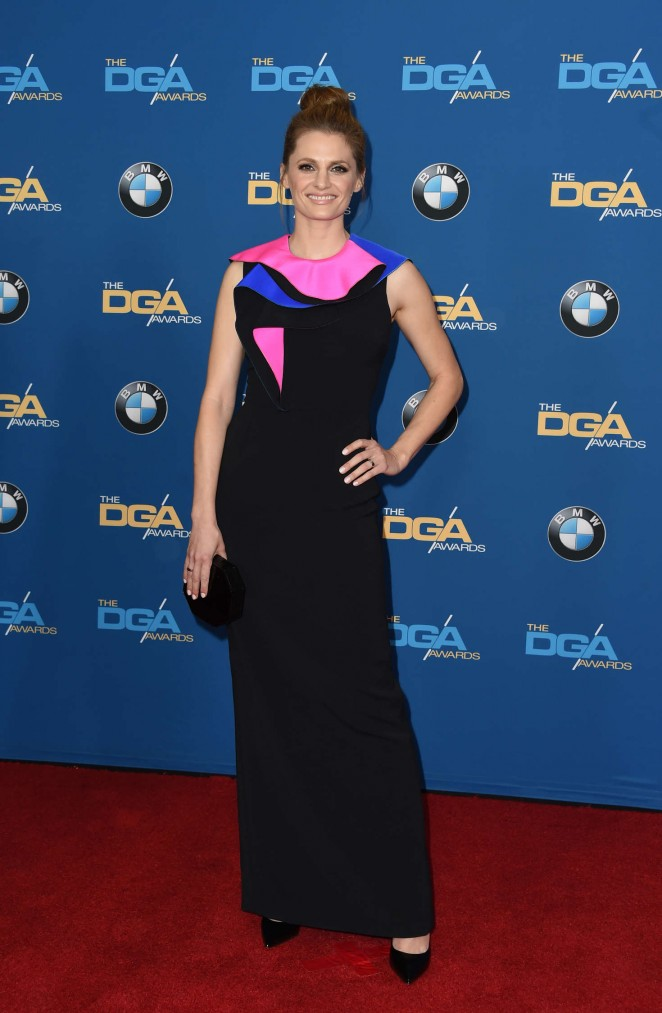 Stana Katic – 68th Annual Directors Guild Of America Awards in LA