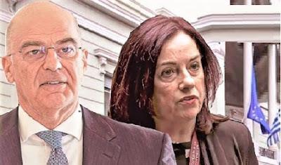 Γιατί «ξήλωσαν» τη σιδηρά κυρία του υπουργείου Εξωτερικών