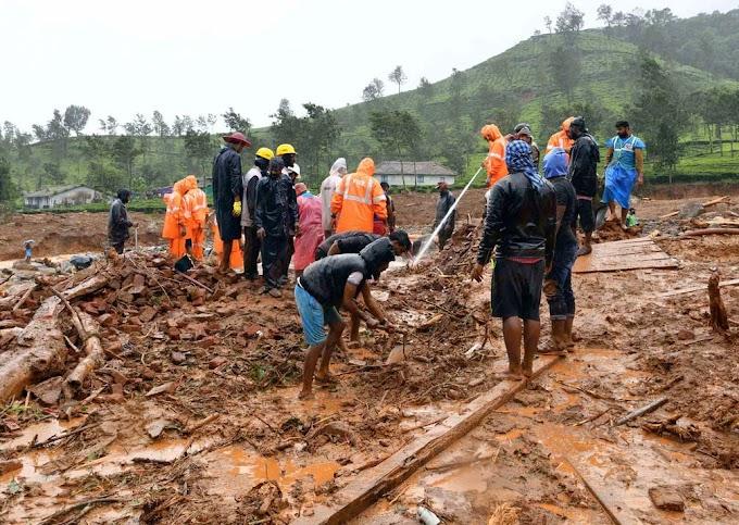 Chega a 147 o número de mortos em enchentes na Índia