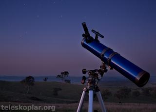 teleskopların genel özellikleri