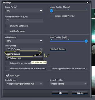 Menjadikan ActionCam Sebagai Webcam - CCTV pada Laptop - PC