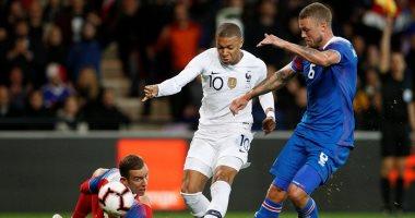 مشاهدة مباراة فرنسا وايسلندا