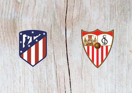 Atlético Madrid vs Sevilla -Highlights 12 May 2019