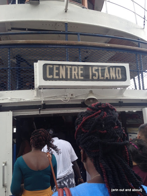 {ErinOutandAbout} My Favourite Place: Toronto Islands