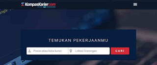 Website kompaskarir