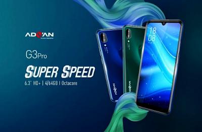 Smartphone Advan G3 Pro Dengan Harga 1 Jutaan Terbaik