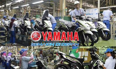 Lowongan Kerja Terbaru Min SMA SMK D3 S1 PT Yamaha Indonesia Motor Manufacturing Jobs : Operator Manufacturing, Frontliners, Admin Temporary Membutuhkan Tenaga Baru Besar-Besaran Penempatan & Penerimaan Seluruh Indonesia