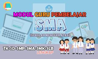 Download Modul Guru Pembelajar SMA