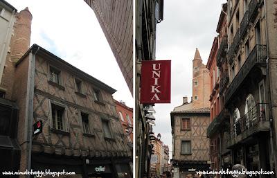 Torre Pierre de Serta en Toulouse