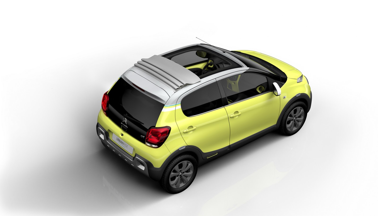 want to see citroen 39 s new c1 urban ride concept enter production. Black Bedroom Furniture Sets. Home Design Ideas