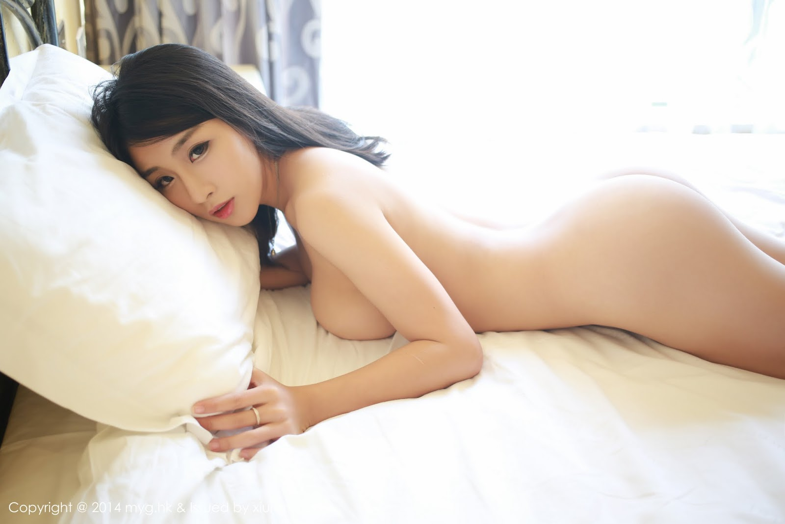 0041 - Beautiful Naked Girl Model MYGIRL VOL.35