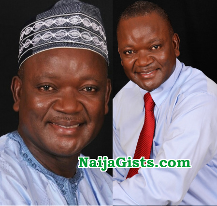 samuel ortom born again christian