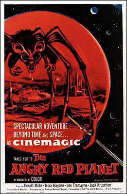 Angry Red Planet (1959)
