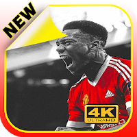 Anthony Martial Wallpaper Lock Screen Apk free Download for Android Anthony Martial is a Frenc