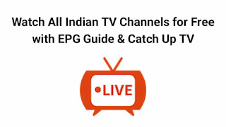 Best Free Live TV App to Watch All TV Channels Online Free India
