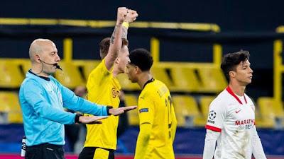 Hasil Lengkap Liga Champions Tadi Malam Leg 2, Dortmund Melenggang ke Perempat Final