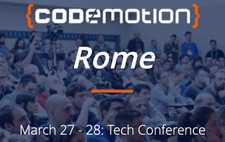 codemotion rome 2020