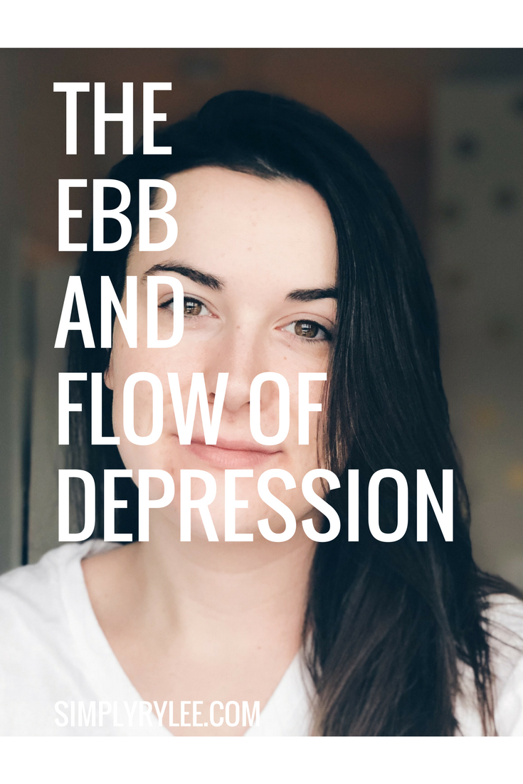 the ebb and flow of depression