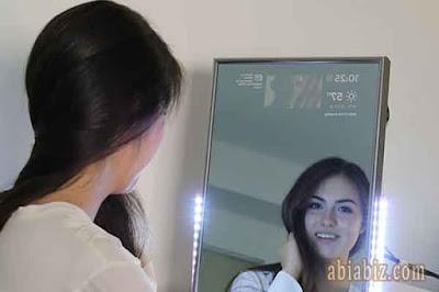 doa bercermin agar wajah terlihat cantik menarik