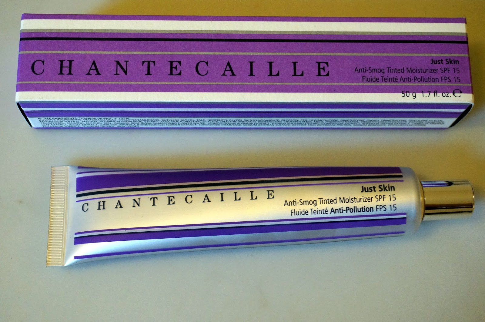 Chantecaille Just Skin Tinted Moisturiser